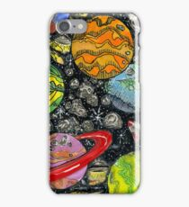 Cosmic Garden iPhone Case/Skin