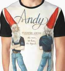 Andy- Retirement Party Graphic T-Shirt