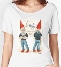 Andy- Retirement Party Women's Relaxed Fit T-Shirt