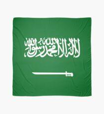 Flag of Saudi Arabia Scarf