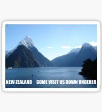 NEW ZEALAND-  Sticker
