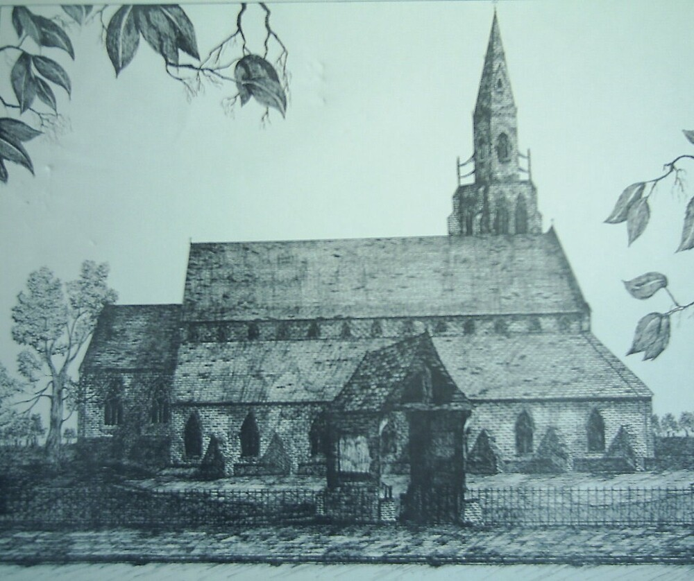 Local church by donaghy