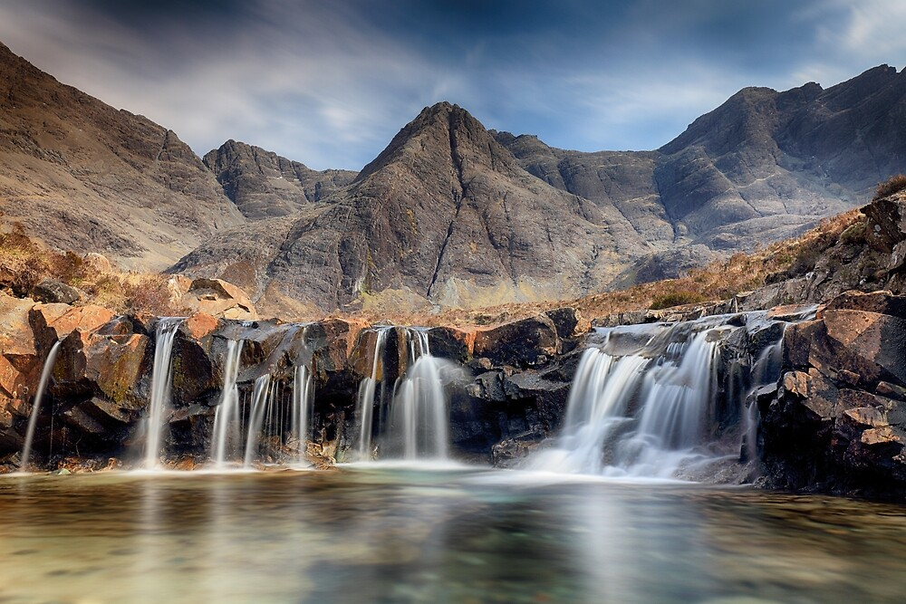 Fairy Pools  by Grant Glendinning