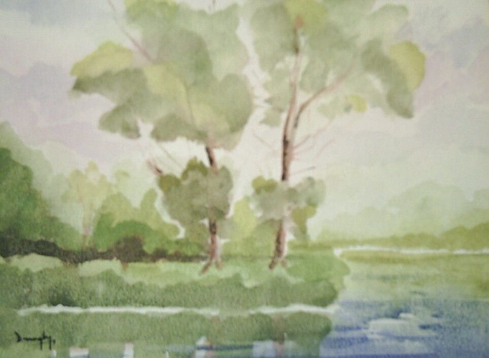 Lakeside by donaghy