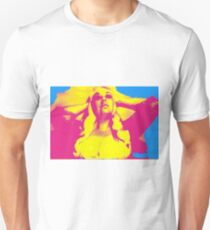 DJ Willow from Paris Unisex T-Shirt