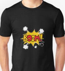 Comic book boom Unisex T-Shirt
