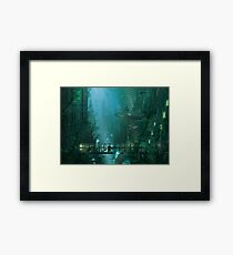 Rapture Walk  Framed Print