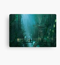 Rapture Walk  Canvas Print