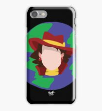 Where In The World Is? iPhone Case/Skin