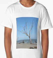 Sea Island Boneyard Tree Long T-Shirt