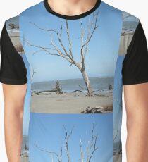 Sea Island Boneyard Tree Graphic T-Shirt