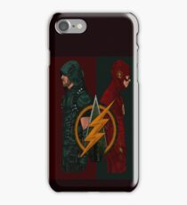 Flash Arrow row iPhone Case/Skin