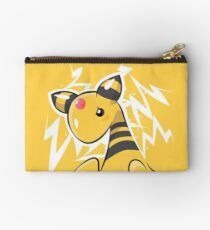 Ampharos Pokémon Silver and Pokémon Gold Studio Pouch