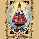 The Infant Jesus of Prague by fajjenzu