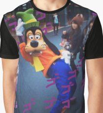 Goofy Menacing (Jojo's Bizarre Adventure) Graphic T-Shirt