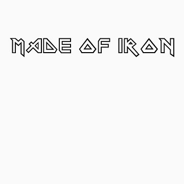 Made of Iron by frenzix