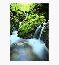 Moine Long Exposure Photographic Print