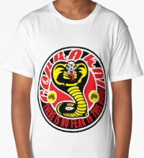 There is no fear in this dojo! Long T-Shirt