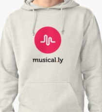 Musically // Musical.ly Logo Pullover Hoodie