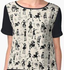 Magic Women's Chiffon Top