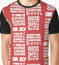 High (Sir Sly) Graphic T-Shirt
