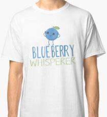 Blueberry Whisperer Classic T-Shirt