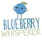 Blueberry Whisperer by jitterfly