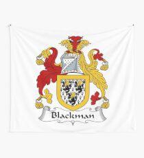 Blackman  Wall Tapestry