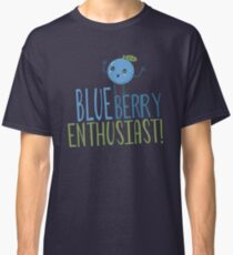 Blueberry Enthusiast Classic T-Shirt