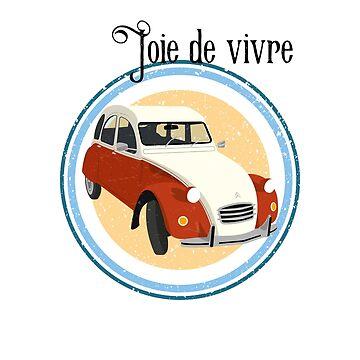 Joie de vivre by TheHellsRocker