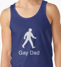 Gay Dad - The Next Generation Tank Top