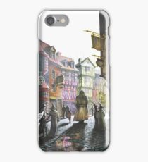 Diagon Alley iPhone Case/Skin