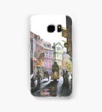 Diagon Alley Samsung Galaxy Case/Skin