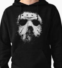 Jason Voorhees Hockey Mask Pullover Hoodie