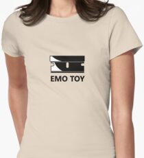 EMO Toy Women's Fitted T-Shirt