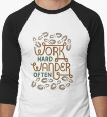 Work Hard Wander Often T-Shirt