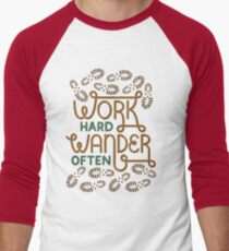 Work Hard Wander Often T-Shirt