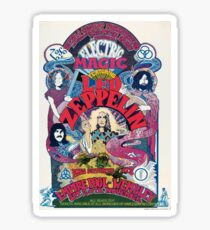 Vintage- Electric Magic Sticker