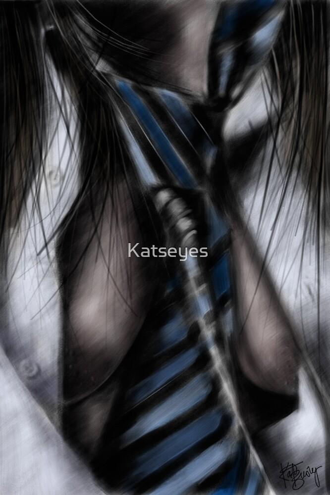 SILK Drawing by Katseyes