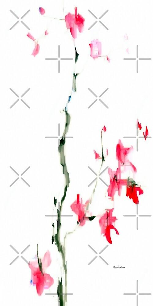 Flower Fantasy 5 by Rafael Salazar