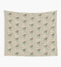 Dragon of Hearts  Wall Tapestry