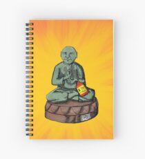 Zen Mart-American Buddhism Spiral Notebook