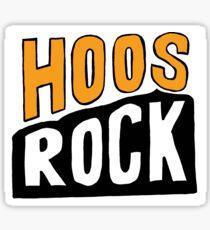 hoos rock (color edition) Sticker