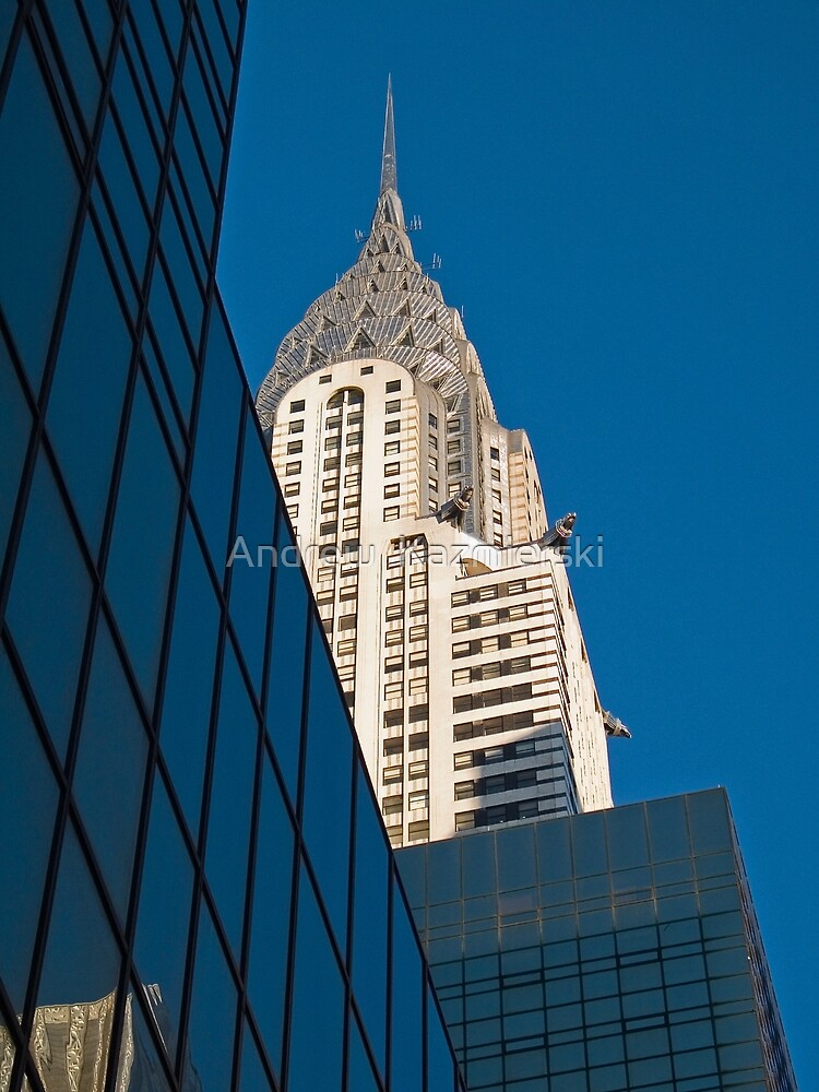 Chrysler Building by andykazie