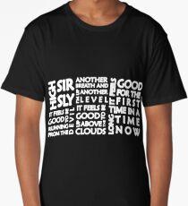 High (Sir Sly) 2 Long T-Shirt