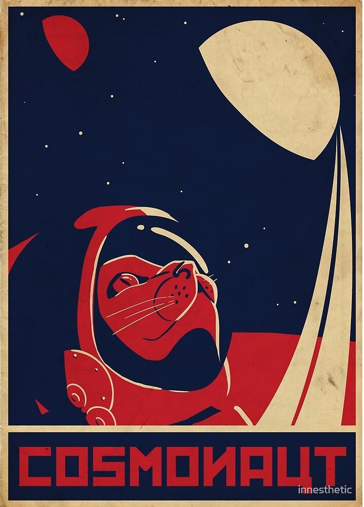 Cosmonaut by Innes White