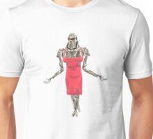 Red Dress Cylon Unisex T-Shirt
