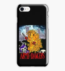 Army of Dangers, a guinea pig Army of Darkness iPhone Case/Skin