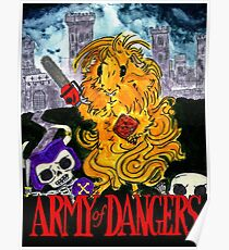 Army of Dangers, a guinea pig Army of Darkness Poster
