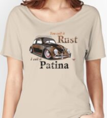 It's Patina Women's Relaxed Fit T-Shirt